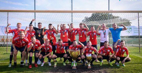 Uniwersytet Szczeciński ma najlepszych piłkarzy w kraju!