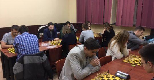 Turniej szachowy – CRONOSS 2018