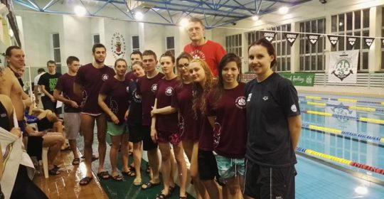 Akademickie Mistrzostwa Województwa Zachodniopomorskiego w Pływaniu