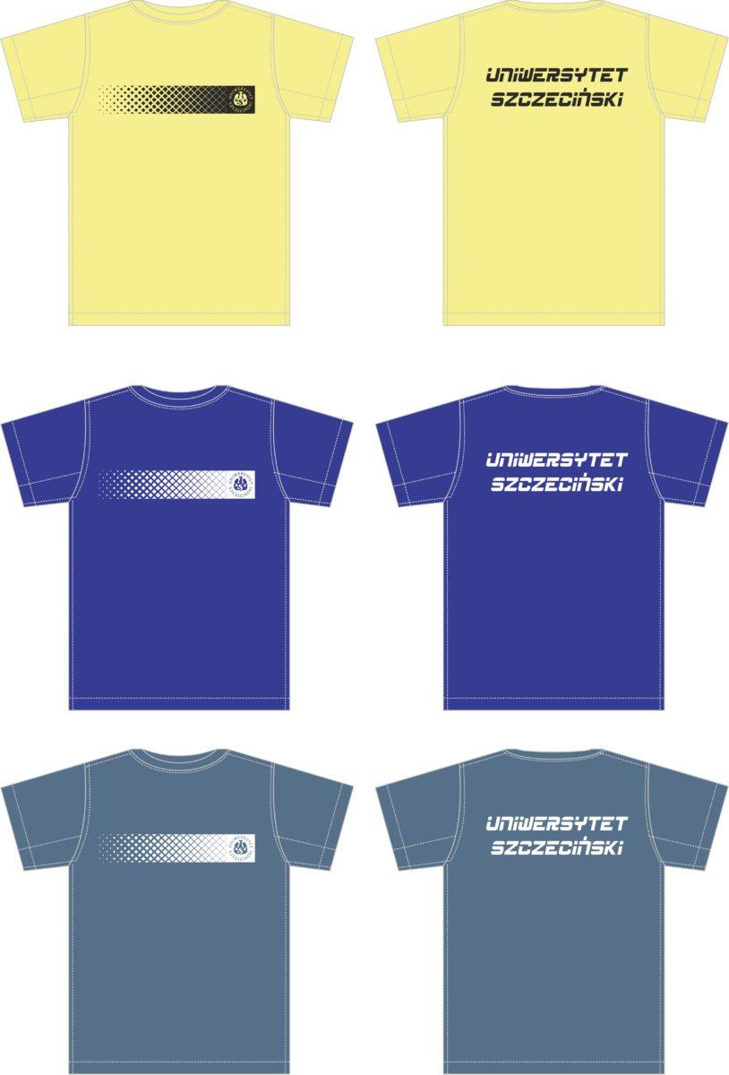 T-shirt klubowy